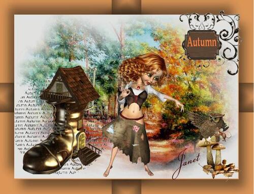 l'automne créations