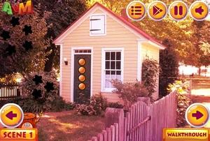 Jouer à AVM Wild cottage house escape