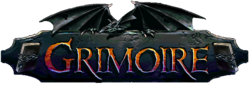 News : Grimoire, V2 en approche
