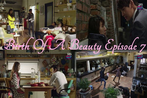 Birth of a Beauty Episode 7 !