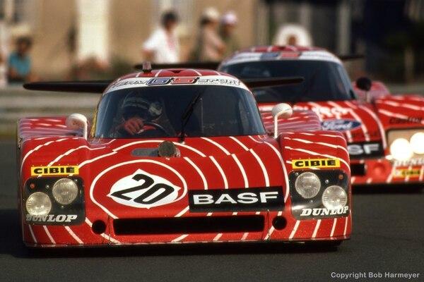 Le Mans 1982 Abandons II