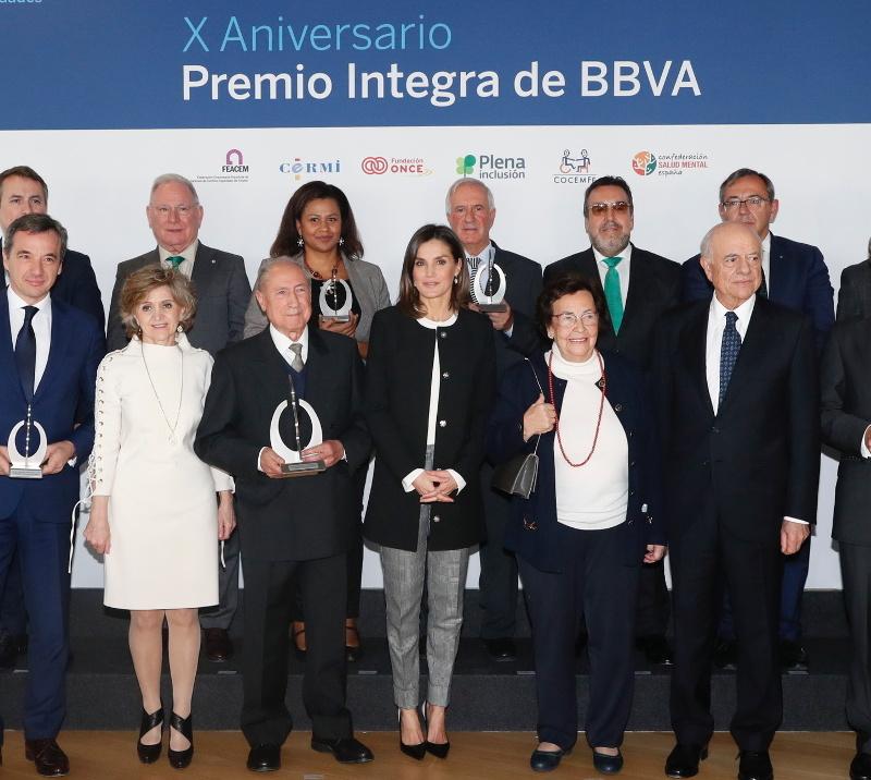 """""""Premios Integra de BBVA"""""""