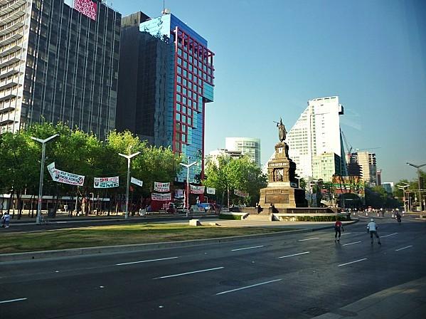 Mexico Paseo de la Reforma (2)