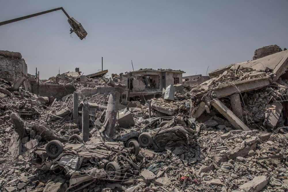 """Résultat de recherche d'images pour """"Les ruines de Mossoul Images"""""""