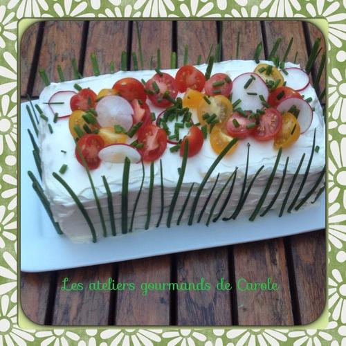 Le Sandwich Cake