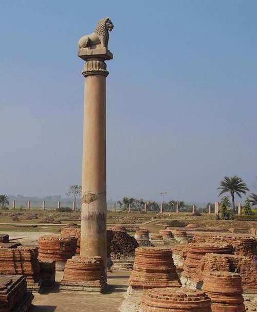 Patrimoine mondial de l'Unesco : Les monuments de Sanchi - Inde -