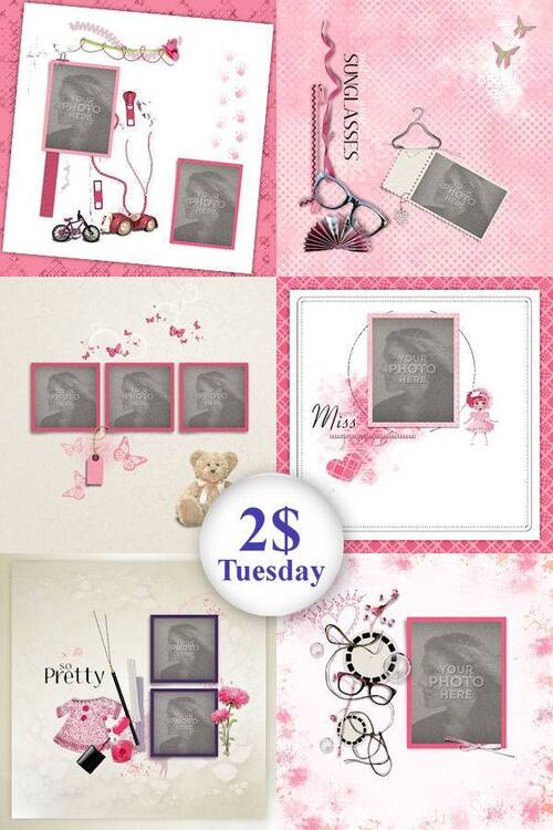 2$ Tuesday My Memories - 04 avril 2017
