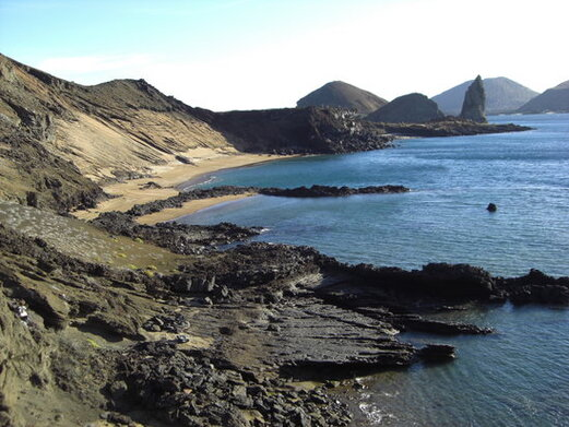 Îles Galapagos, Équateur : Bartholome Bay