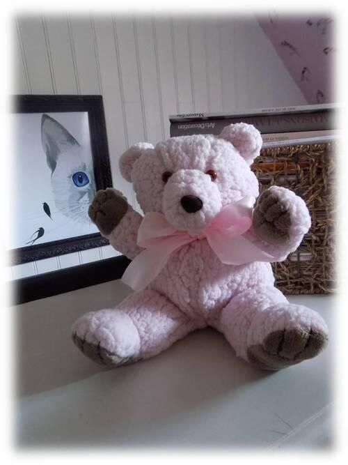 Petit ours tout doux