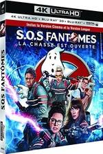 [UHD Blu-ray & Blu-ray 3D] S.O.S. Fantômes