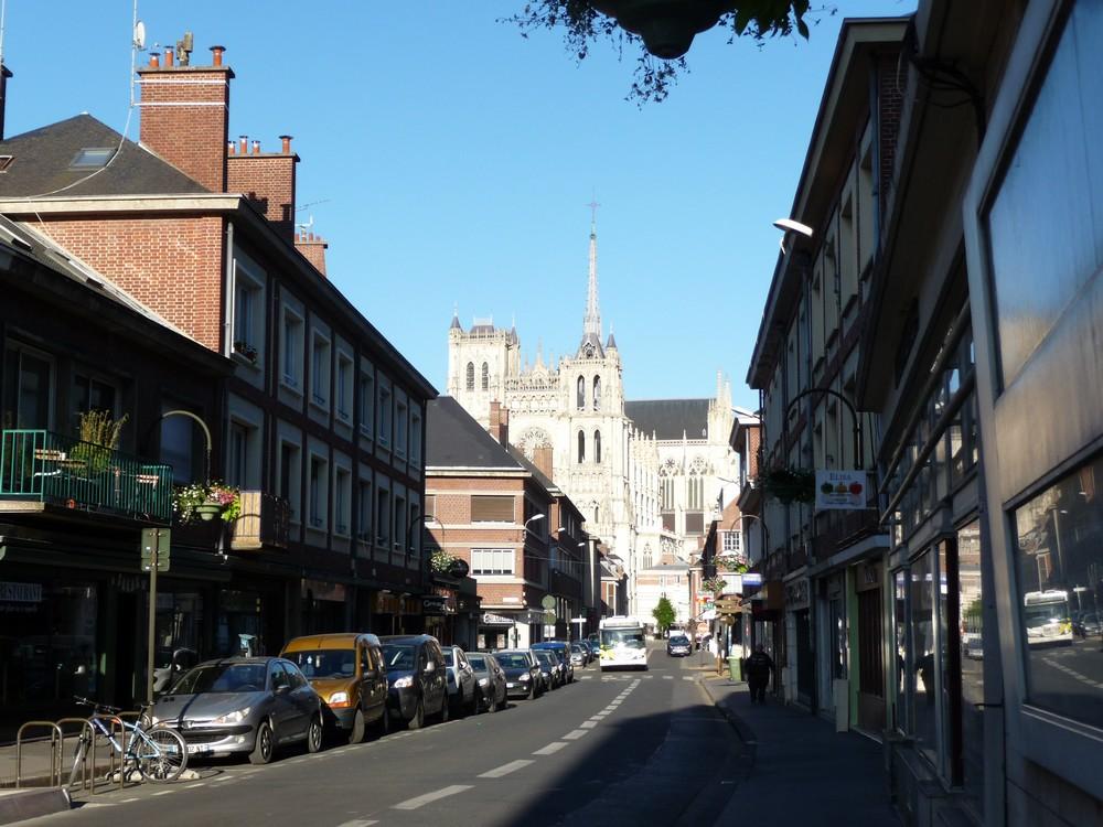 Toujours de quoi photographier à Amiens