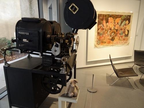 Magasinaze, cinéma et musée du cinéma