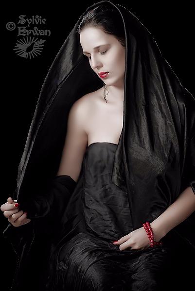 Tubes femmes gothiques création 11