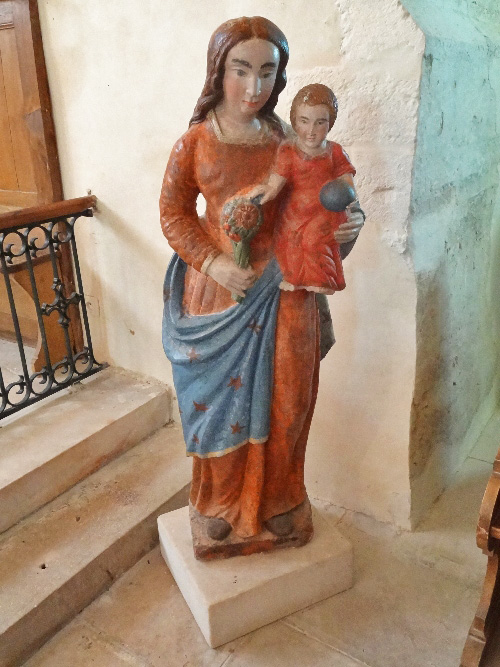 -L'église de Chassignelles