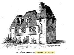 LES REMPARTS DE VICTOT (Calvados)