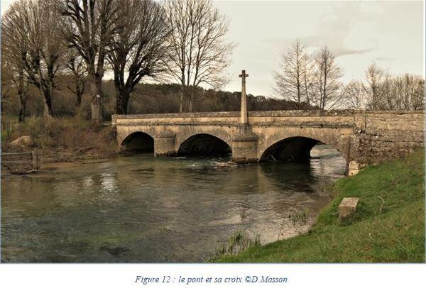 """""""La Seine à Buncey, un notule d'histoire de Dominique Masson"""