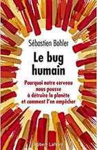 """couverture du livre """"le bug humain"""""""