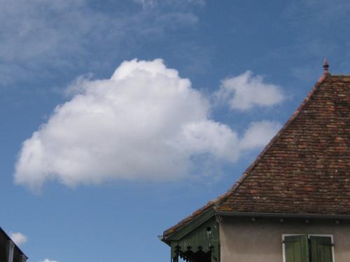 Défi n°126 : un nuage