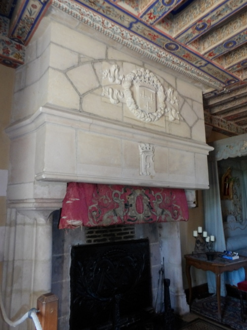 Le château de Montpoupon ( 2 )