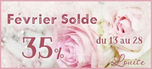 Soldes St-Valentin