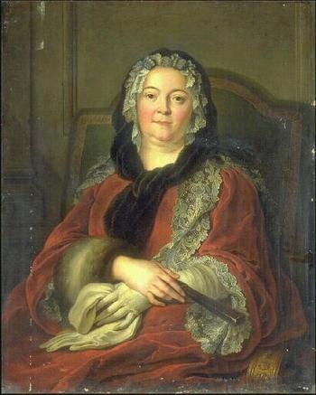 Claudine-Alexandrine Guérin de Tencin