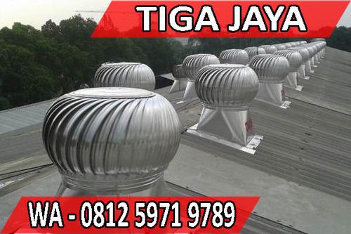 0812-5971-9789 Jual Turbin Ventilator Pabrik Gudang Harga Murah