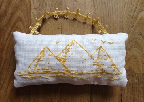 coussinet des pyramides
