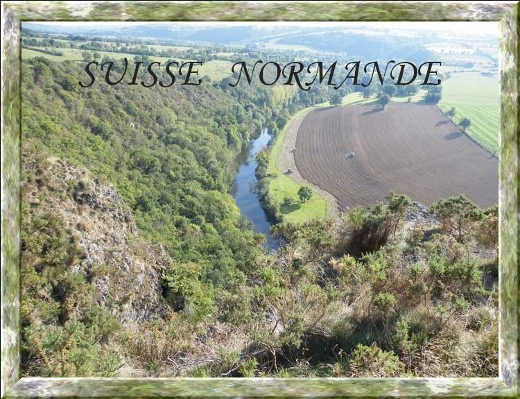 Circuit Touristique : Buttes et Vallées de la Suisse Normande.... Suite