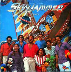 Skyy - Skyyjammer - Complete LP