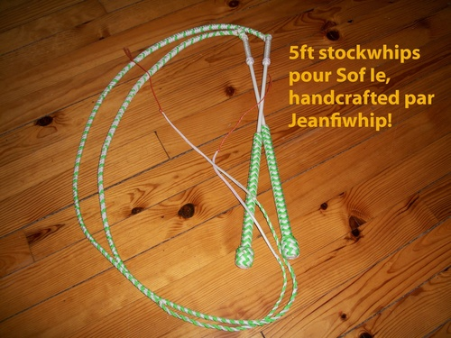 Stockwhips pour Sophie