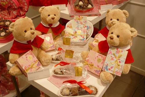 Collection Godiva Chocolatier Saint Valentin 2014