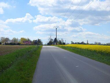 Le chemin de la Véronne