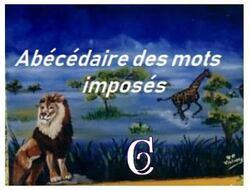 Violette- mots imposés C