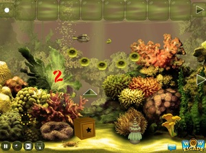 Jouer à Escape game deadly underwater