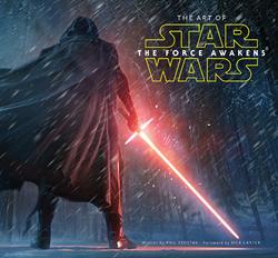Tout l'art de Star Wars - Le Réveil de la Force - Huginn & Muninn