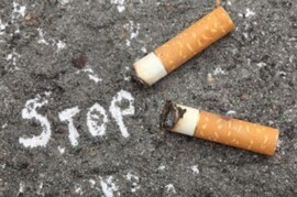 IMAGE : Envoyer une carte Arrêter de fumer
