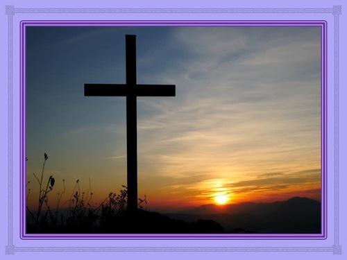 Près de ta croix