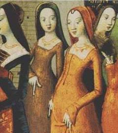 La vie des femmes au moyen-âge ( 1 )