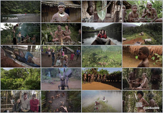 Remote Tribes in Oceania. HD.
