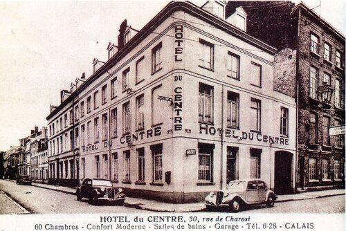 L'hôtel du Centre