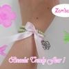 Bracelet fleur 1