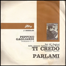 Peppino Gagliardi - Parlami