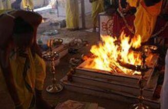 Aventures.... extraits .... en Inde, Sat Chandi Maha Yajna, au delà de tout ...