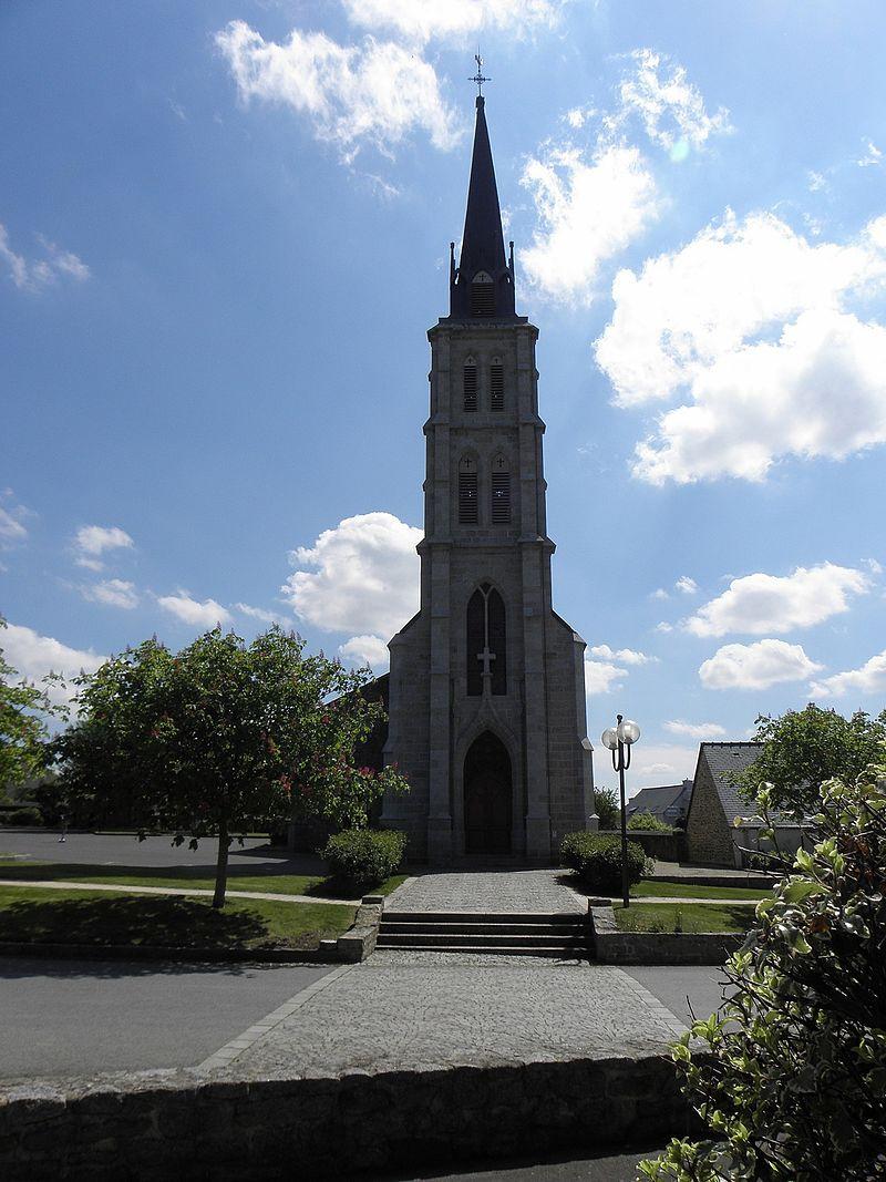 Trévron (22) Église Saint-Laurent 01.JPG