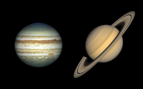 Jupiter+Saturne, espoirs foirés