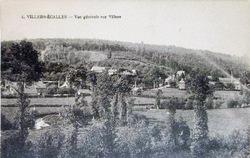 LES REMPARTS DE VILLERS-ECALLES (Seine-Maritime)