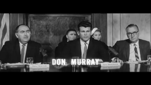 Elisabeth C Johnson épouse de Don Murray.