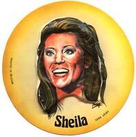 Sheila, comme si vous étiez au Louvre
