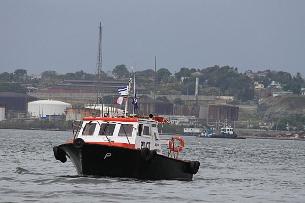 Cuba-La Havane(32) le port