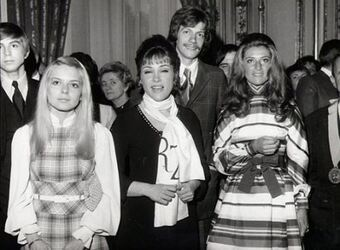21 mai 1969 : Chevalier de l'Olivier